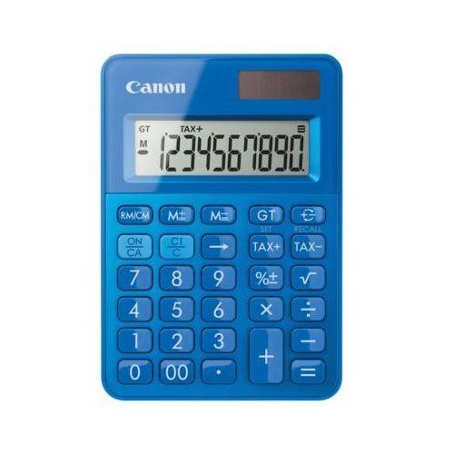 Kalkulator Canon LS-100K Niebieski (0289C001AB) Darmowy odbiór w 19 miastach!