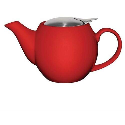 Dzbanek na kawę i herbatę | biały | 510ml marki Lumina fine china