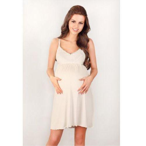 Koszula ciążowa model 3022 beige marki Lupoline