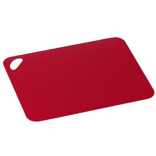Elastyczna deska do krojenia Zassenhaus czerwona (ZS-061093) (4006528061093)