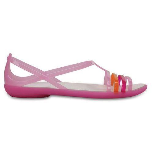 Crocs Buty  isabella sandal 202465 carnation - różowy