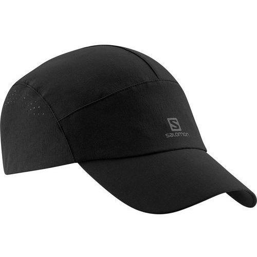 Salomon L35895600 Softshell Nakrycie głowy czarny One size 2018 Czapki z daszkiem