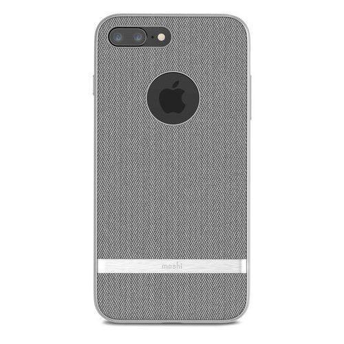 vesta - etui iphone 8 plus / 7 plus (herringbone gray) marki Moshi