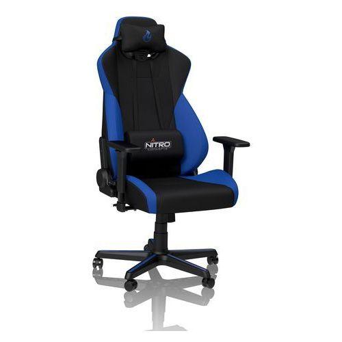 Fotel dla gracza Nitro Concepts S300 (niebieski)