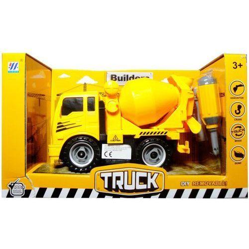 Zabawka SWEDE G1104 Ciężarówka do skręcania + DARMOWY TRANSPORT!