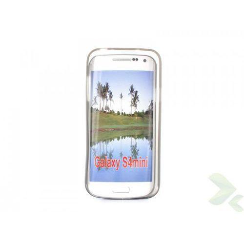 Geffy - Etui Samsung Galaxy S4Mini ultra-thin mat black Odbiór osobisty w ponad 40 miastach lub kurier 24h, GF-SGS4M420149