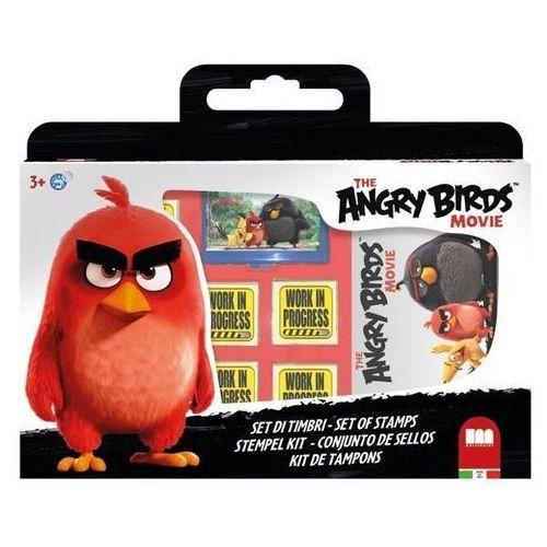 Pieczątki w walizce Angry Birds - Multiprint (8009233079205)