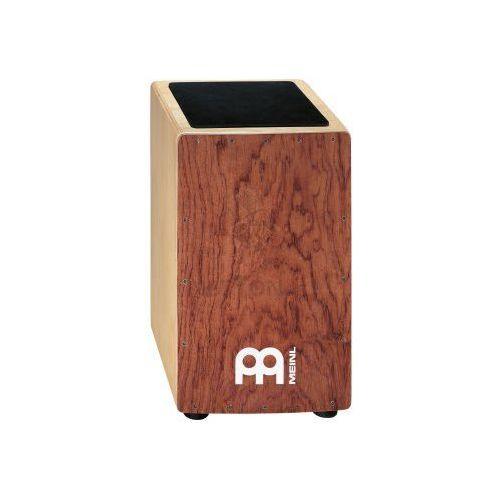 Caj300bu-m cajon z praktycznie wyprofilowanym panelem marki Meinl percussion