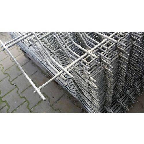 Panel ogrodzeniowy ocynkowany Fi5 1530x2500 mm