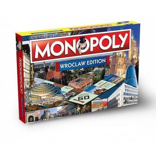 Monopoly Wrocław ENG (5036905002783)