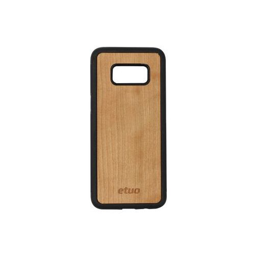 Samsung Galaxy S8 - etui na telefon Wood Case - czereśnia, ETSM489EWODCZE000