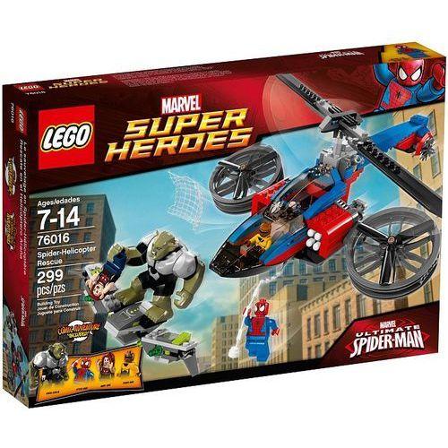 Lego SUPER HEROES Centrum ratunkowe 76016