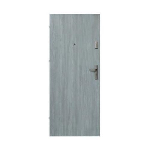 Drzwi wejściowe preston dąb frozen 90 lewe marki Domidor