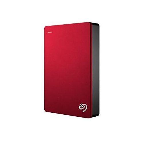 Dysk backup plus portable 4tb czerwony marki Seagate