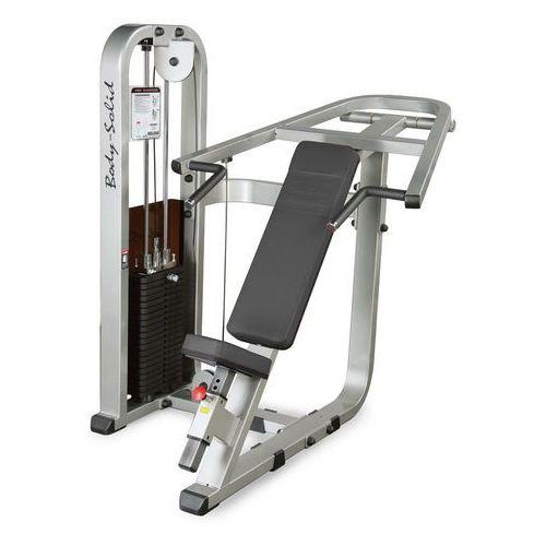 Body-solid Maszyna na mięśnie klatki piersiowej i barków insportline sip-1400g/2