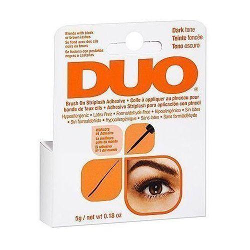 duo brush dark vitamin 5g profesjonalny klej dla wrażliwych oczu marki Ardell