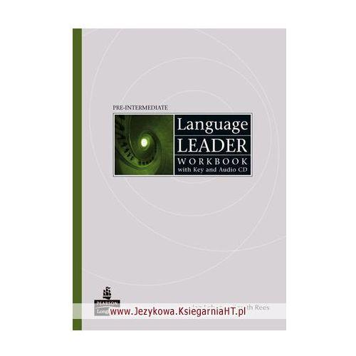 Language Leader Pre-Intermediate Workbook (zeszyt ćwiczeń) without Key plus Audio CD