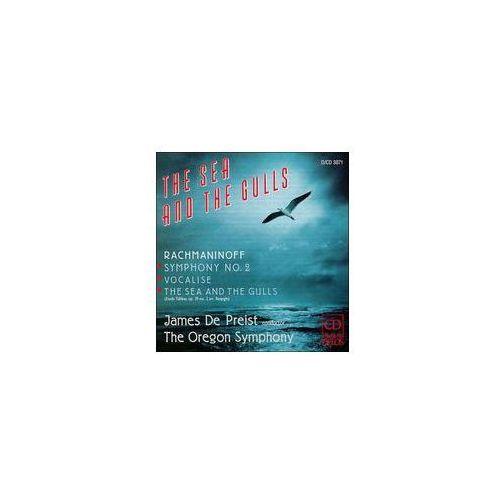 Delos international Symphony 2 / tabl. / vocalise (0013491307145)