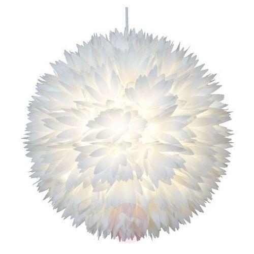 Näve Orzeźwiająca lampa wisząca flower, biała