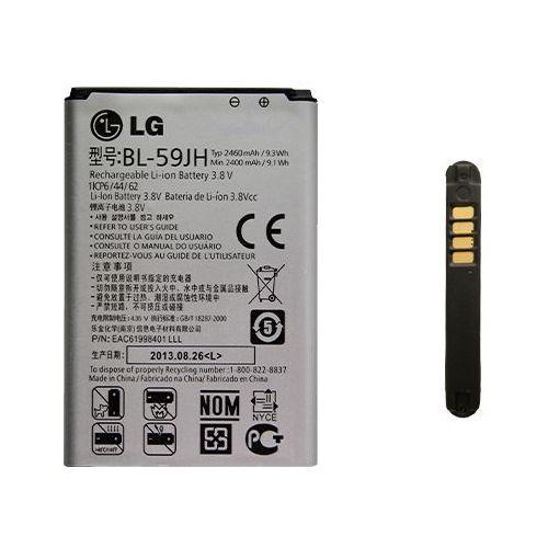 LG P710 Optimus L7 II / BL-59JH 2460mAh 9.3Wh Li-Ion 3.8V (oryginalny), BL-59JH