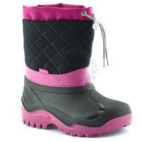 Ren but Śniegowce dla dzieci marki renbut / muflon 32-477