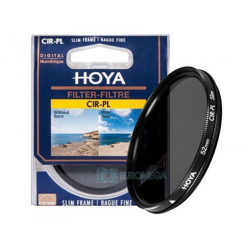 Filtr Polaryzacyjny Hoya Standard Slim / 52 mm