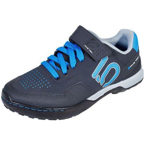 Five ten kestrel lace buty szary/niebieski uk 3,5   eu 36 2018 buty mtb zatrzaskowe