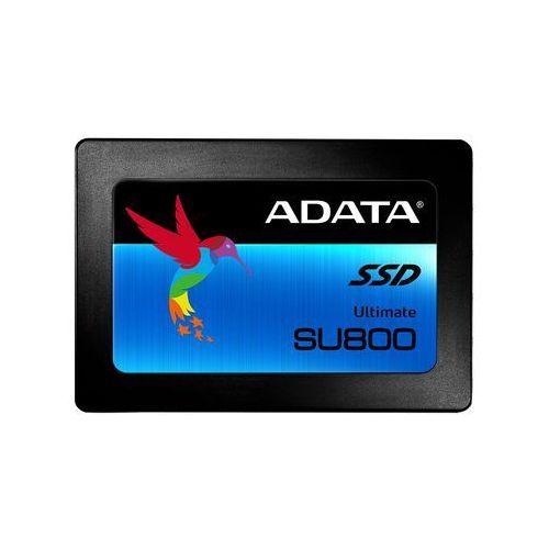 Adata SSD Ultimate SU800 256GB S3 560/520 MB/s TLC 3D DARMOWA DOSTAWA DO 400 SALONÓW !!, ASU800SS-256GT-C