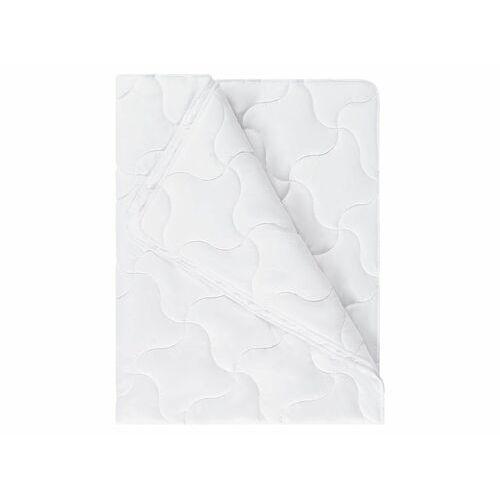 Livarno Home Kołdra pikowana z mikrowłókna Feran® ICE 160 x 200 cm (4055334150057)
