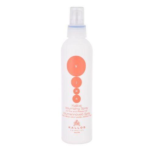 KALLOS KJMN Spray Volumizing zwiększający objętość fryzury 200 ml (5998889507954)