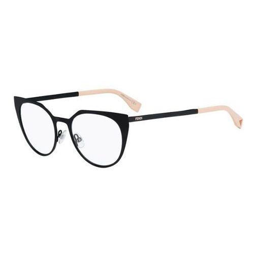 Okulary Korekcyjne Fendi FF 0161 FACETS 003