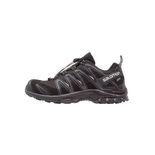Salomon xa pro 3d gtx buty do biegania mężczyźni szary/czarny uk 11 | eu 46 2019 buty trailowe (0889645207339)