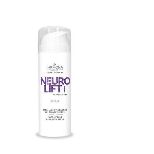 Farmona neurolift+ emulsja liftingująca spf15 150ml