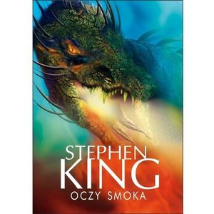 King stephen Oczy smoka