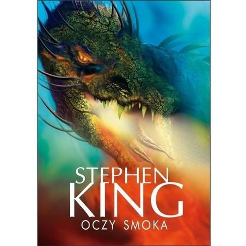 King stephen Oczy smoka (9788378859048)