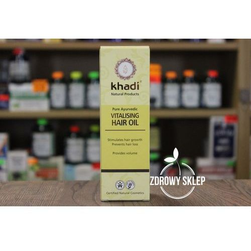 Khadi - olejek stymulujący wzrost włosów 100 ml (4260378040411)