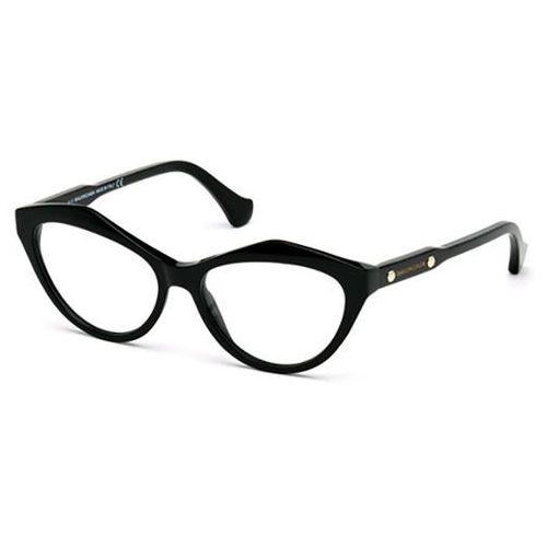 Okulary korekcyjne ba5042 001 marki Balenciaga