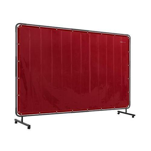 ekran spawalniczy - 239 x 175 cm sws04 - 3 lata gwarancji marki Stamos germany