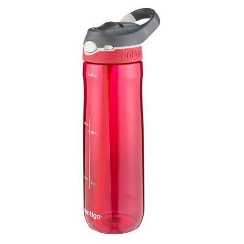 Butelka na wodę ashland 720 ml - red - czerwony marki Contigo