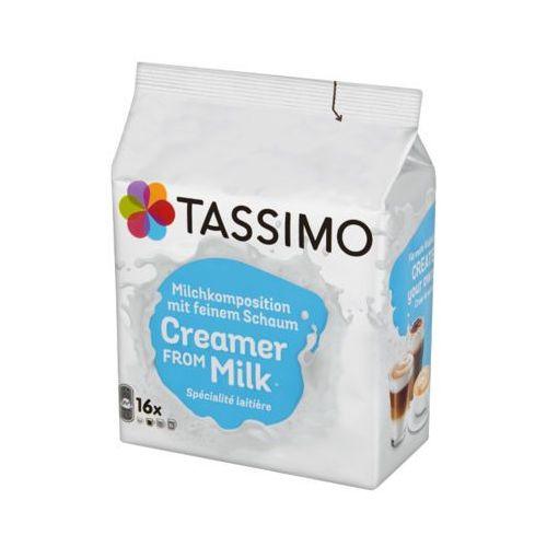 Jacobs douwe egberts Tassimo 16szt creamer from milk mleko w kapsułkach