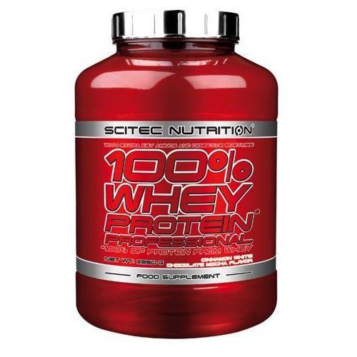 OKAZJA - SCITEC 100% Whey Protein Professional - 2350g