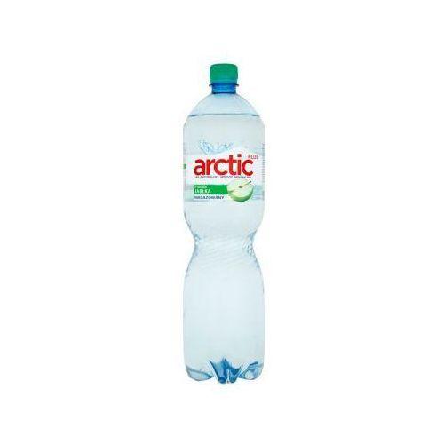 Woda niegazowana o smaku jabłka 1,5 l Arctic Plus (5901597867173)