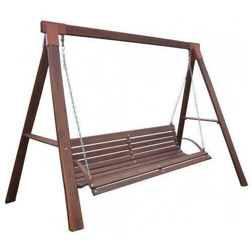 Huśtawka ogrodowa magis 3x - 160 cm marki Producent: elior