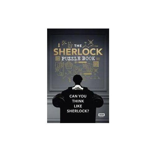 Sherlock The Puzzle Book - Maslanka Christopher, Tribe Steve. DARMOWA DOSTAWA DO KIOSKU RUCHU OD 24,99ZŁ (2017)