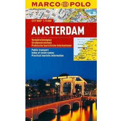 Amsterdam. City Map 1:15 000, pozycja wydawnicza