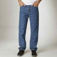 Fox Spodnie - garage jean medium stonewash (580) rozmiar: 30