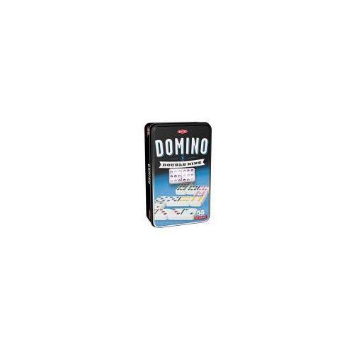 Domino 9-oczkowe w puszce marki Tactic