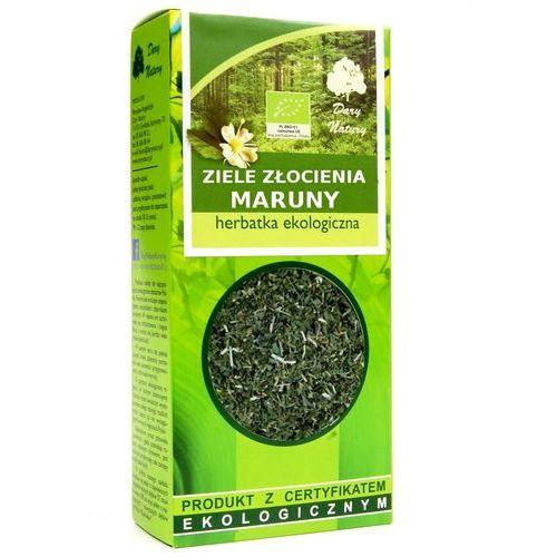Herbatka ziele złocienia maruny bio 50g - dary natury marki Dary natury - test
