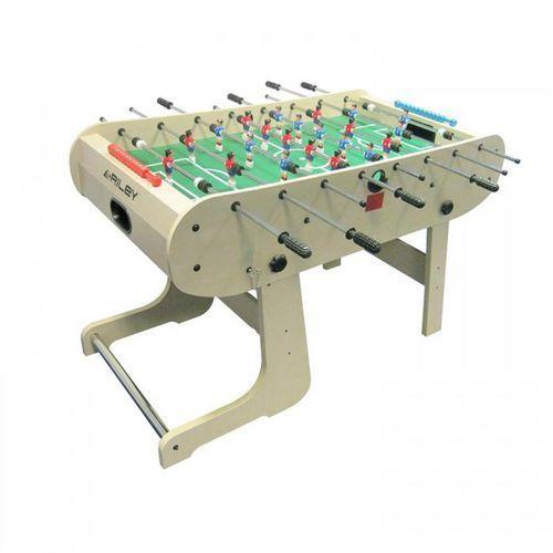 Riley hft-5n składany stół do gry w piłkarzyki