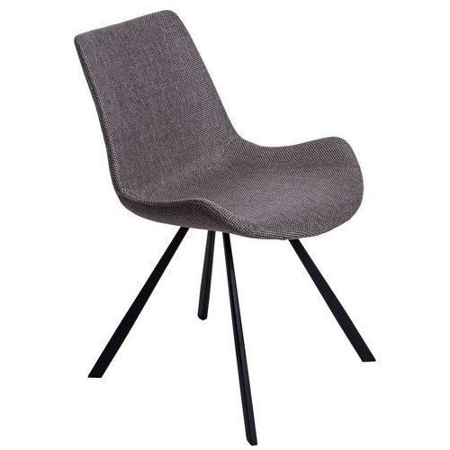 Krzesło Jord M - szary jasny, d2-4781